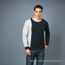 Men′s Fashion Cashmere Blend Sweater