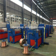 13DT RBD (1.2-4.0) 450 machine de tréfilage machine de dessin de panne de cuivre