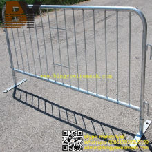 Galvanized Removable Barriers Crowd Control Barrier