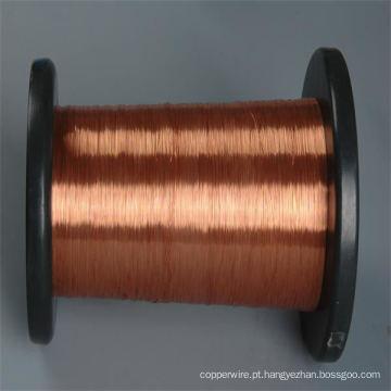Diâmetro 0,10 mm-4,0 mm Fio de aço revestido de cobre CCS como fio de transporte para ferrovias