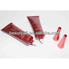 plastic PE soft cosmetic tubes packaging