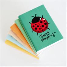 Las fuentes escolares venden al por mayor la impresión de cuaderno de encargo del cuaderno de la impresión