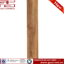 Foshan rustic wooden floor and wall tile for kitchen design