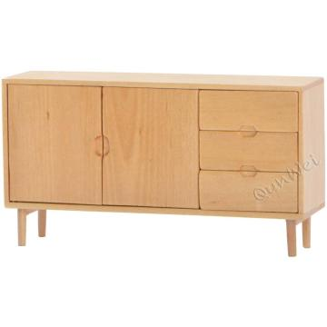 Cheap for Wooden Dollhouse Modern Furniture Mini dollhouse furniture decoration cabinet supply to Netherlands Factories