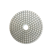 Diamond 4 Steps Polishing Pads granite marble Quartz stone Metal Dry Wet Polishing pads FEIYAN Diamond Tools