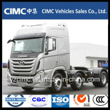 Hyundai 6X4 360HP/380HP/410HP Tractor Trailer Head Truck for Sale