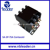 Definite Purpose contactor magnetic contactor AC Contactor(SA-3P-75A-120VAC)