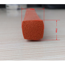 Heat Resistant Soundproof Silicone Foam Sealing