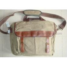 De Boa Qualidade Canvas Messenger Bag, mochila de ombro único