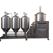 Electric Heating 50L 100L Small Beer Brewery Equipment Mini Home Craft Beer Brewing Machine