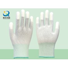 PU Top Coated Safety Gloves