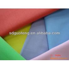 Tela de Spandex de algodón de la fábrica de China Froming 16 * 16 + 70D, 118 * 42, 72 ''