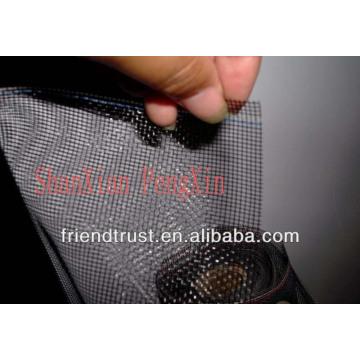 Fire-Resistant fiberglass window screen
