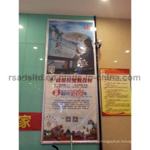 LED Display Slim Snap Poster Frame Light Box