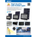 200W LED solar flood lights