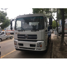 Entrenamiento operativo 9CBM camión de succión de agua contaminada sucio