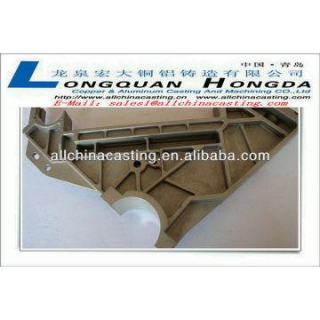 LQ fundido, fundição de alumínio