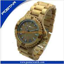Populaire montre en bois montre usine montre en gros