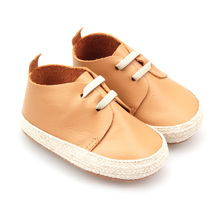 Genunie Leather Fancy Baby Oxford Shoes