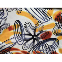 92% Polyester 8% Spandex Peach Skin Brush Fabric