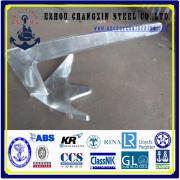 Stainless steel bruce anchor