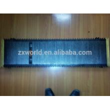 BLT hairline stainless steel travoaltor plate-XJ1000SX-1