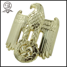 Clip pin distintivo oro 3D Eagle