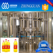 Automatic oil filling and capping machine