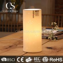 2016 современная мода керамическая настольная лампа для отель