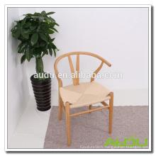 Audu Hotel Lobby Chair, Hôtel Single Lobby Wood Chair