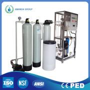 Impianto di depuratore acqua ad osmosi inversa