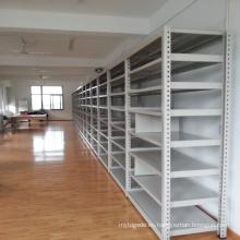 Recubrimiento en polvo, almacenamiento de estanterías de laboratorio, Estantería ligera Longspan