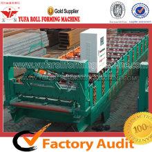 Stahl Dachziegel Roll Formmaschine