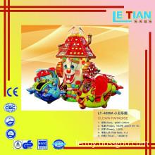 (LT4039A) Clown Paradise Mini Kiddie Ride, Amusement Equipment