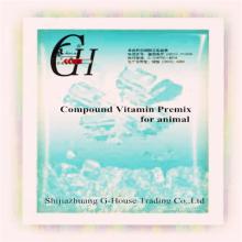 Zusammengesetzte Vitamin-Vormischung für Tier
