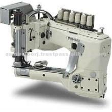Kansai Special SX-6803PD, Подача рычага машины двойного цепного стежка