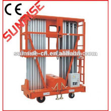 Factory price 8m portable aluminum aerial work platform