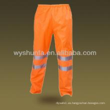Pantalones de seguridad CSA Z96-09 Hi Viz