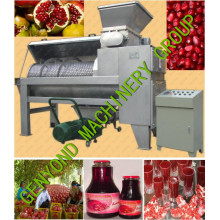 Pomegranate Seeds Peel Separating Removing Machine