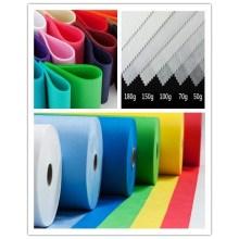 Fabrieks nonwoven stof 100% wol vilt van naald geslagen