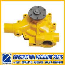 6206-61-1102 Bomba de agua 6D95 Komatsu Construction Machinery Piezas de motor