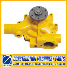 6206-61-1102 Bomba de água 6D95 Komatsu Construction Machinery Peças de motor