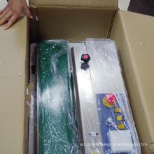 bag heat sealer automatic 500g salt /sugar / rice / grain / pea nuts / cashew nut sachet band sealing machine