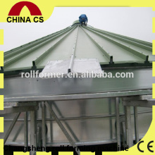 Steel Silo For Chemical Making Machine