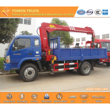 FORLAND dump truck mounted lifting crane 3.2T