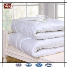 Hotel de 5 estrellas Juego de edredón de cama Paquete comprimido Hotel barato Quilts