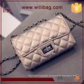 Elegant Women Chain Shoulder Bag Fancy Leather Messenger Bag