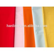T / C65 / 35 45s 110 * 76 57/58 '' tecido popelina para vestuário, camisa, têxtil lar