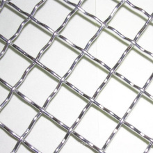 China Type 304 Stainless Steel Crimped Wire Mesh (SSCWM)