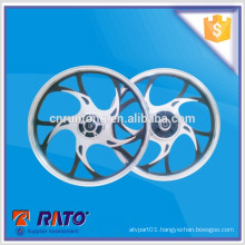 Hot designs motorcycle ront&rear alloy wheel blanks